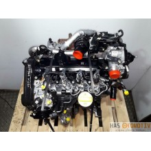 RENAULT KANGOO 1.5 DCI ÇIKMA MOTOR (K9K 628)