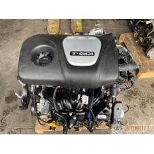 KIA CEED 1.6 GT ÇIKMA MOTOR (G4FJ)