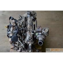 TOYOTA YARIS 1.4D ÇIKMA MOTOR (1ND-E52C)