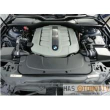 BMW E65 7.45 D M67 D44 ÇIKMA MOTOR