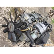 MERCEDES S 350 TURBO D ÇIKMA MOTOR (OM 603.971)