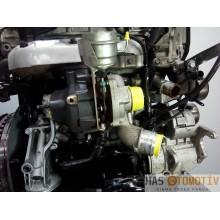 HYUNDAI STAREX 2.5 CRDİ  170 PS  ÇIKMA MOTOR