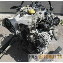 RENAULT CAPTUR 0.9 TCE ÇIKMA MOTOR